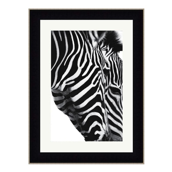 Framed Art Print 50 x 38 By Dina Marie Partners In Crime