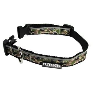 Petflect Camouflage Reflective Dog Collar