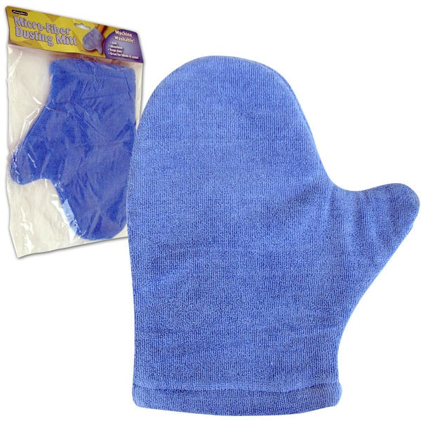 Micro-Fiber Dusting Mitt - As Seen on TV