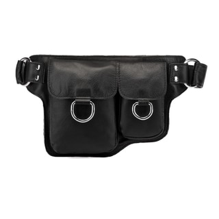 Alvere Leather Waist pack Belt Bag