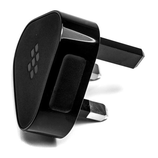 OEM BlackBerry ASY-24479-014 European Charger Head - Black