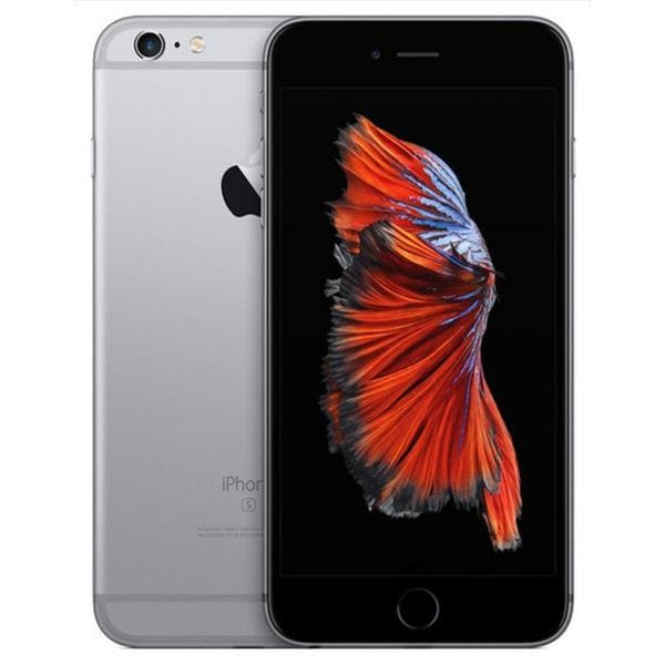 Apple iPhone 6s 128GB Unlocked GSM 4G LTE 12MP Cell Phone - Space Gray
