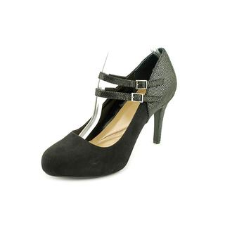 Style & Co Women's 'Payslee' Faux Suede Dress Shoes