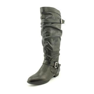 Rampage Women's 'Basking' Faux Leather Boots