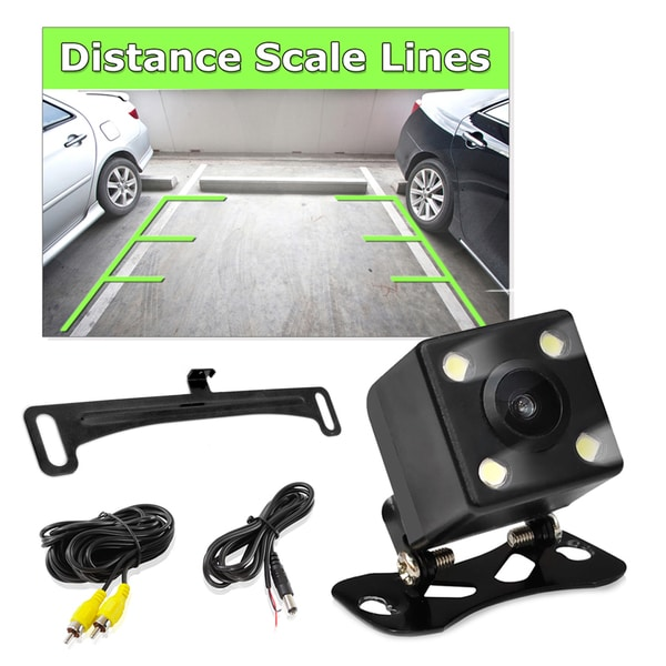 Pyle PLCM14LP Waterproof Night Vision Backup/ Parking Camera