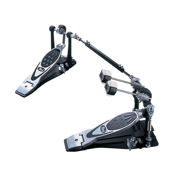 Pearl P2002C Chain-Drive PowerShifter Eliminator Double Bass Drum Pedal