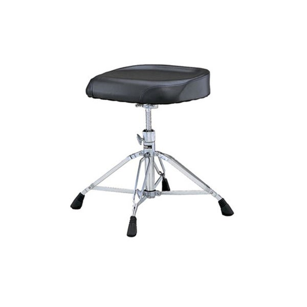 Yamaha DS950U Heavy Weight Double-Braced Drum Throne with Bench-Style Seat