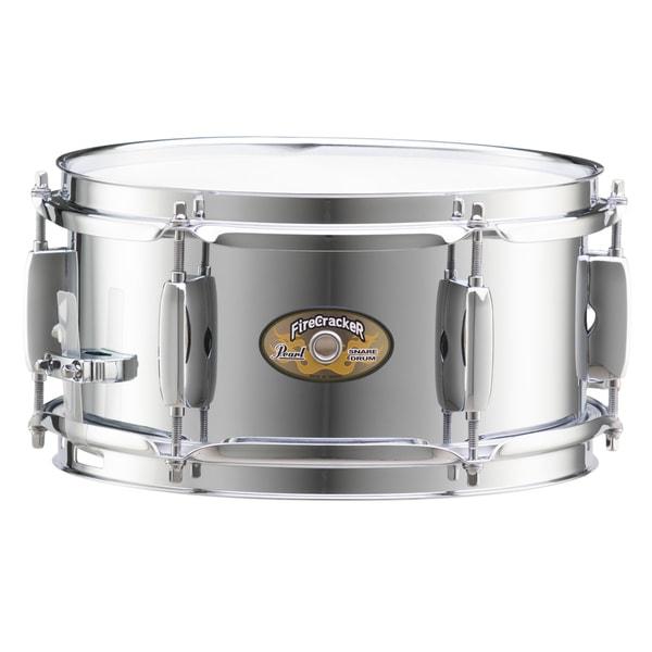 Pearl 10x5 Steel FireCracker Snare Drum