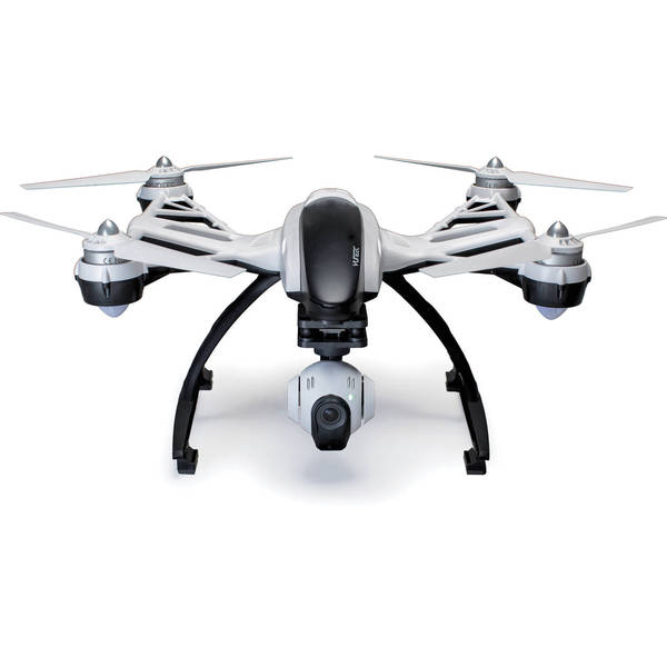 YUNEEC Q500+ Typhoon Quadcopter with CGO2-GB Camera, Steady Grip and Camera Aluminum Case (RTF)