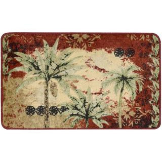 Nourison Accent Decor Xmas Beige Accent Rug (1'6 x 2'6)