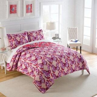 Vue Maraville Reversible Cotton Quilt