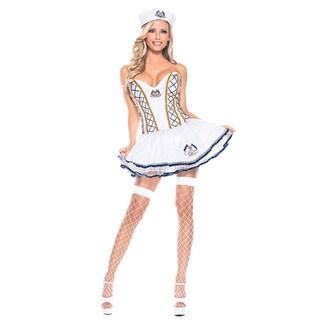 Women's 2-piece Naughty Sailor Costume