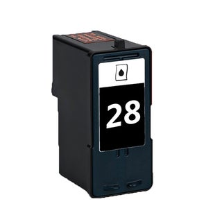 1 Pack 18C1428 (#28) Black Compatible Ink Cartridge For Lexmark X2500/X5075 (Pack of 1)
