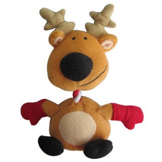 Iconic Pet Christmas Characters Dog Toys