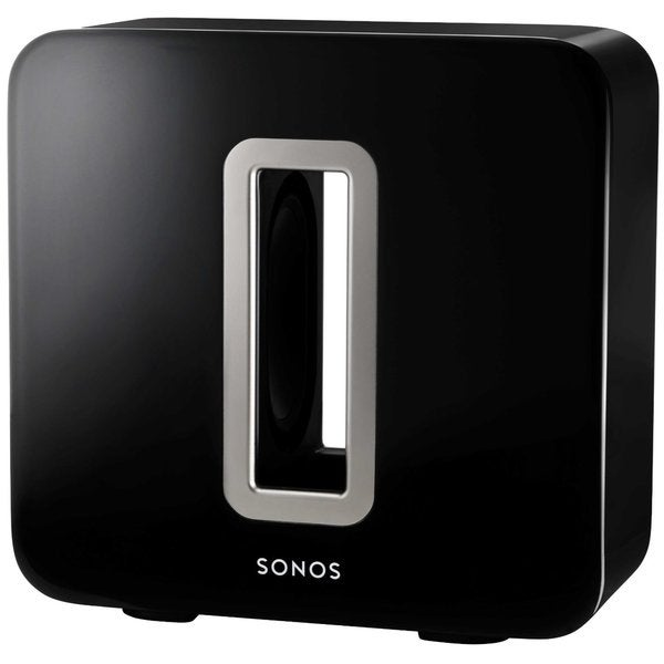 Sonos SUB Wireless Subwoofer (Black Gloss)