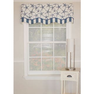 Beach Star Glory Valance Navy