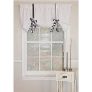 Ribbon Tie-up Valance