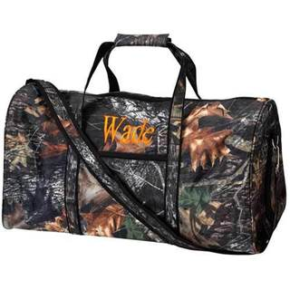 Ababy Woods Camo Duffel Bag