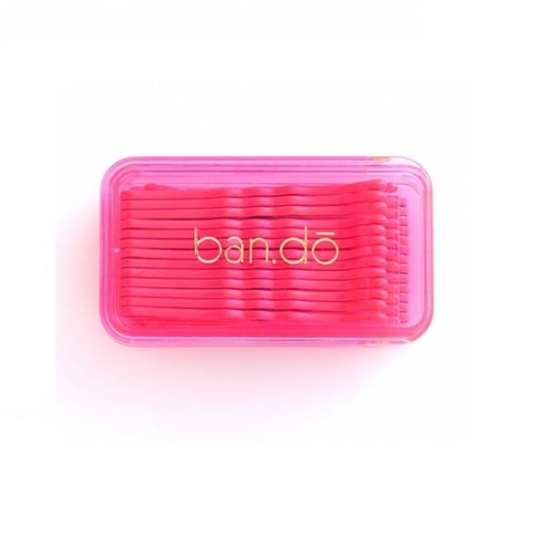 Ban.do Everyday Bobbis Neon Pink