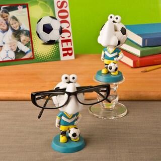 Fashioncraft Soccer Eyeglass Holder