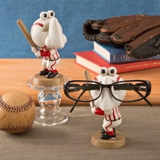 Fashioncraft Baseball Eyeglass Holder