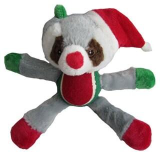 Iconic Pet Christmas Tennis Ball Stuffed Dog Toy