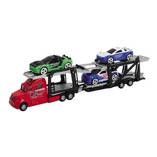 Dickie Toys Transporter Set