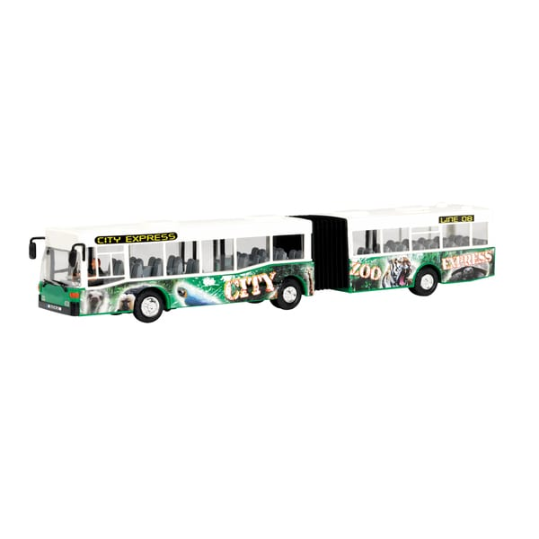 Dickie Toys 15-Inch City Express Bus