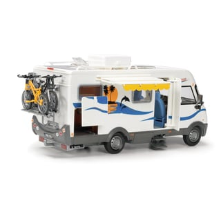 Dickie Toys 16-Inch Holiday Camper