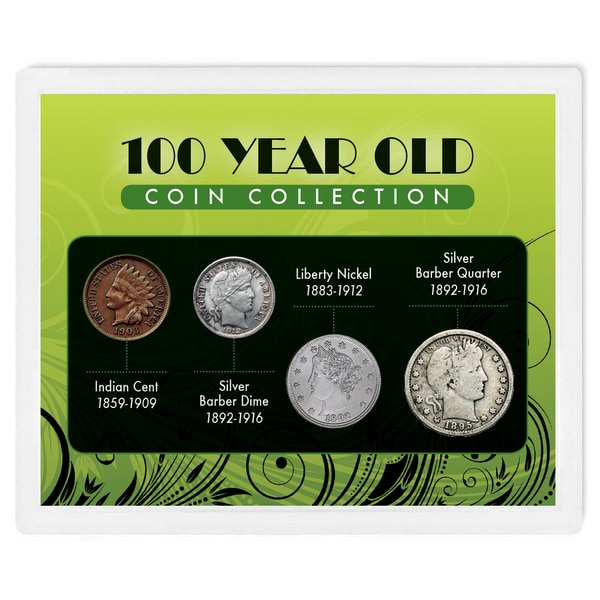 American Coin Treasures 100-Year Old Coin Collection