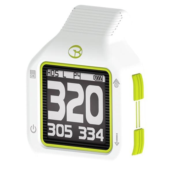 GolfBuddy CT2 Golf GPS Navigator - White, Green - Portable