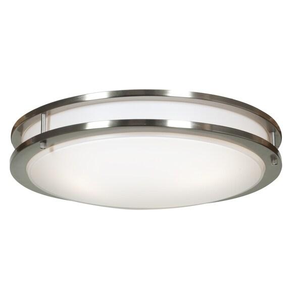 Access Lighting Solero 3-light Flush Mount