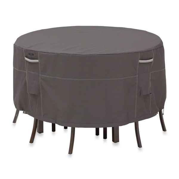 Ravenna Patio Table & Chair Set Cover, Rectangle/Oval