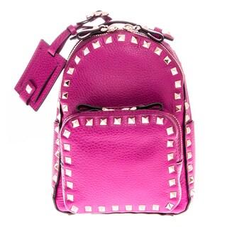 prada tessuto nylon tote - Pink Designer Handbags - Overstock.com Shopping - The Best Prices ...