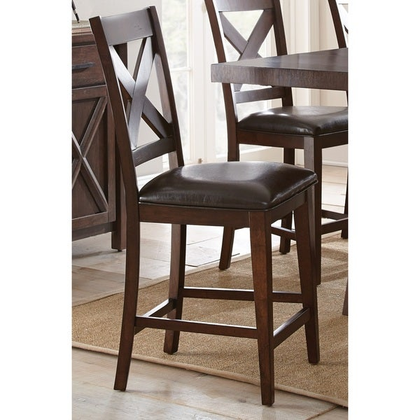 Greyson Living Chester Counter Height Stool Set Of 2