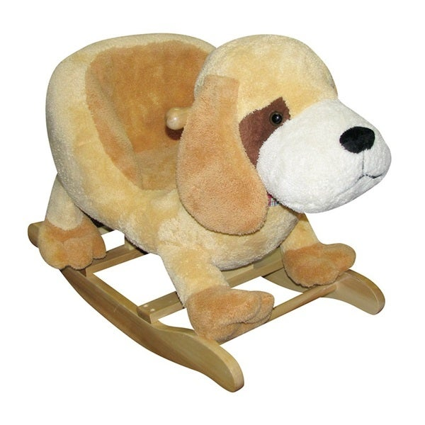 Charm Co Digger the Dog Rocker