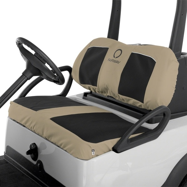 Fairway Golf Cart Neoprene Panelled Bench Seat Cover
