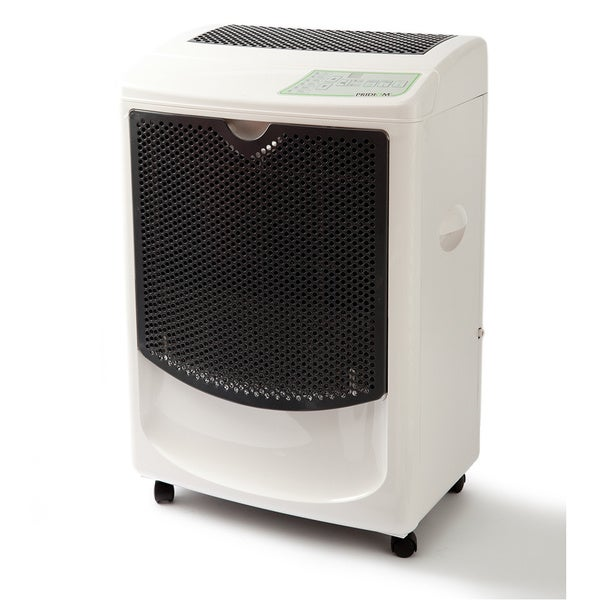 Pridiom PGD1080HCW 120-Pint Heavy Duty Dehumidifier