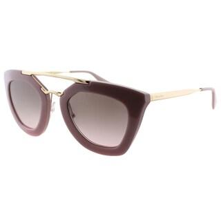 Prada Women's 'Cinema' Opal Pink Plastic Fashion Sunglasses