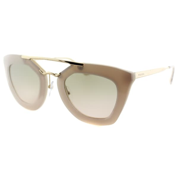 Prada Women's 'Cinema' Opal Plastic Fashion Sunglasses