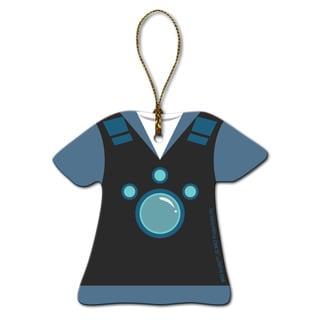Wild Kratts Blue Creature Power Suit Ornament