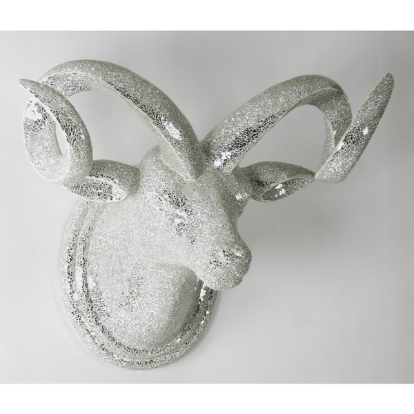 Bull Head Wall Decor