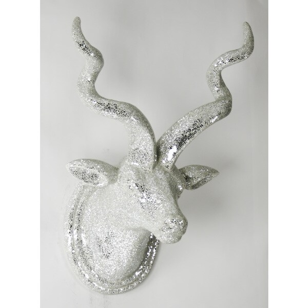 Kudu Head Wall Decor