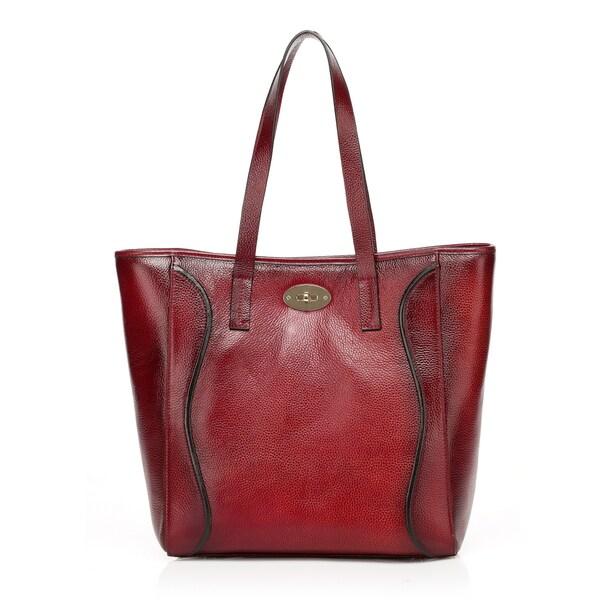 Gilda Tote Leather Handbag