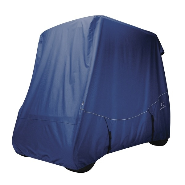 Fairway FadeSafe Golf Cart Quick-Fit Cover, Navy