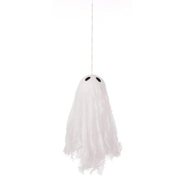 TOrnament Muslin Ghost Ornament 11-inch