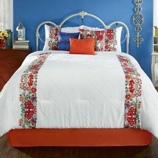 Casa Mia Jalisco 7-piece Comforter Set