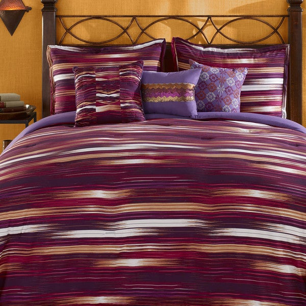 Casa Mia San Pedro 7-piece Comforter Set