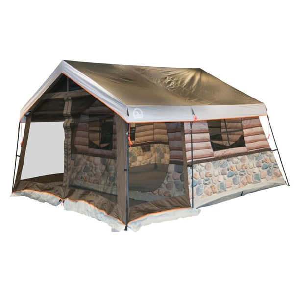 Igloo Log Cabin 8-person Tent