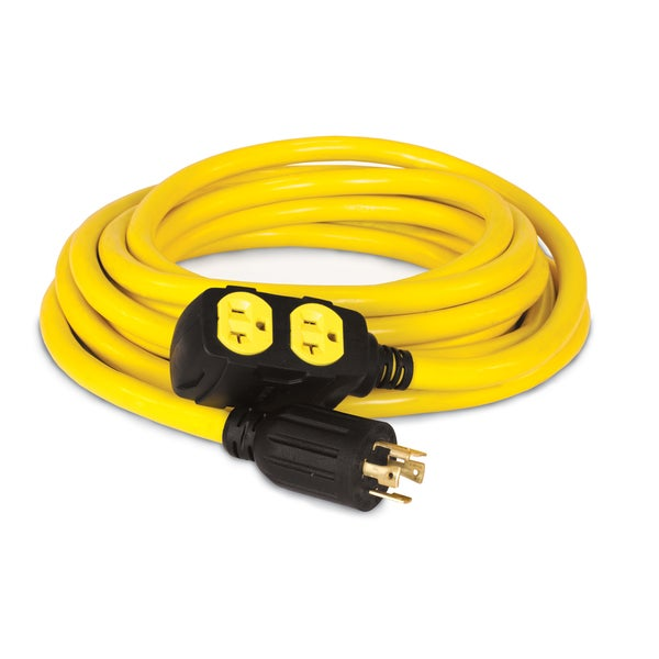 Champion Power Equipment 25-foot 240-Volt Generator Power Cord